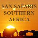 San Safaris Southern Africa